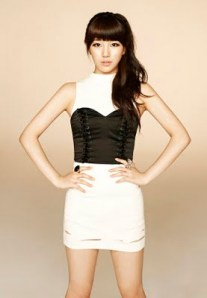 Bae Suzy Miss A Good Bye Baby