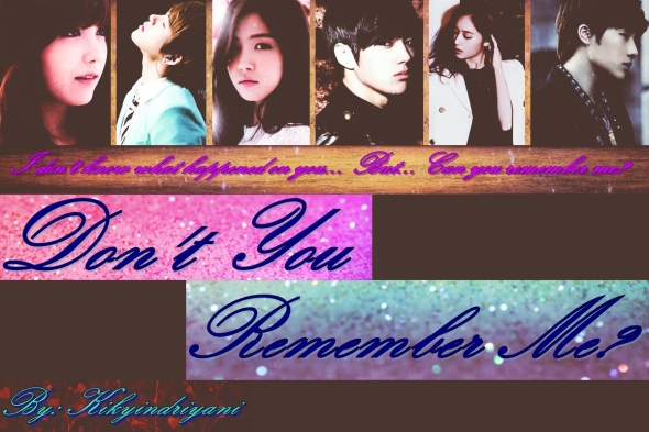 Cover Dont You Remeber Me 3